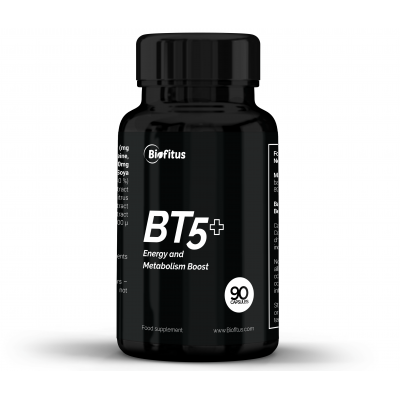 BT5 Plus New Formula